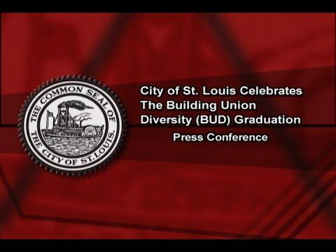"""St. Louis Celebrates """"Building Union Diversity"""" BUD Graduation"""