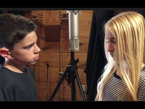 Christian Lalama & Vivian Hicks - We Don't Talk Anymore (Charlie Puth & Selena Gomez Cover) | vk.com/kidsmusichit слушать онлайн трек