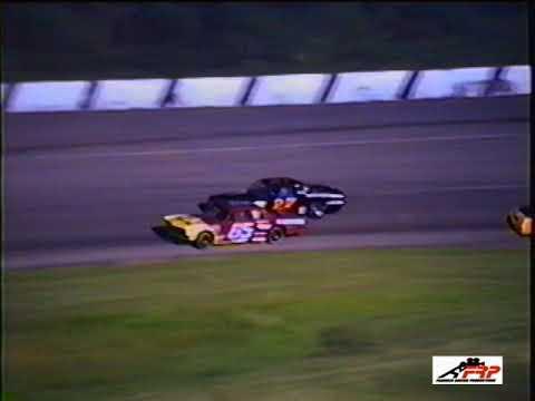Madison Speedway Oregon WI Sportsman 7 25 99