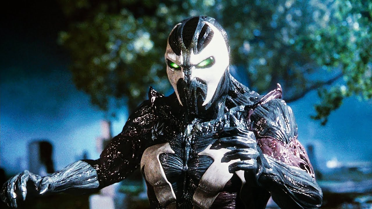 Download Transformation in HellSpawn | Spawn (Director's Cut)