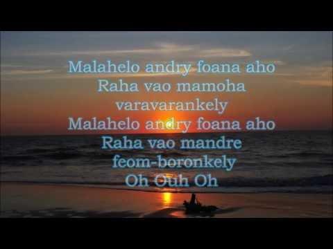 Mahatsiaro Anao - Rossy