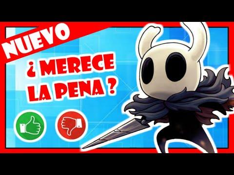 Hollow Knight: ¿MERECE LA PENA? [Metroidvania con toque souls]