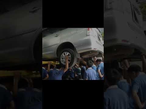 Học sửa chữa ô tô hệ Sơ Cấp - Trung Cấp - Cao Đẳng - Đại Học mất bao lâu