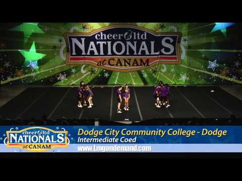DC3 at 2015 Cheer Limited College Nationals!