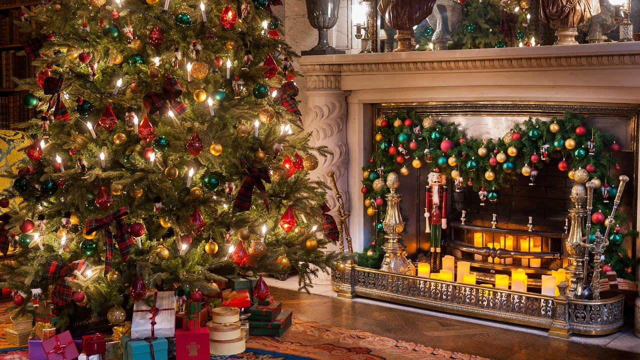 Christmas at Chatsworth , The Nutcracker. Chatsworth House