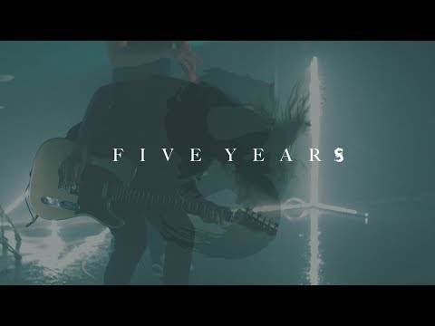 SECRETS - Five Years (Official Music Video)