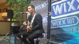 Andy Grammer Acoustic - Fine By Me