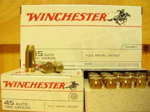 45 Auto Winchester