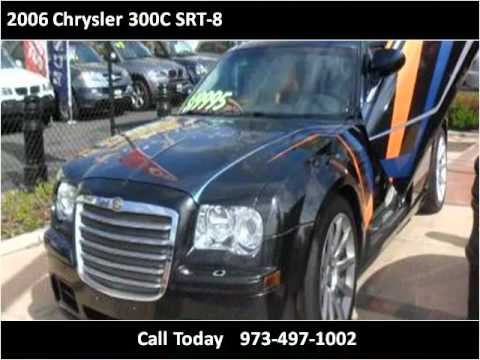 2006 Chrysler 300C SRT-8 Used Cars Newark NJ