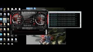 MSI RX550 2G и GIGABYTE RX550 2 GB в майнинге - обзор и разгон в MSI Afterburner
