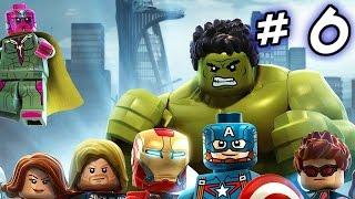 LEGO Marvel Avengers - Episode 6 - R.I.P Bucky Barnes!