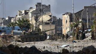 جولة محادثات جديدة بين واشنطن وموسكو لبحث خروج الفصائل المقاتلة من شرق حلب