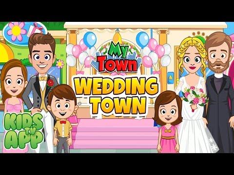 My Town : Wedding (My Town Games LTD) - Best App For Kids