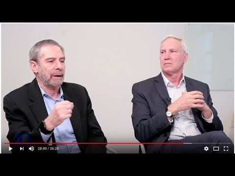 JCI's Conversations with Giants in Medicine: Douglas R. Lowy and John T.  Schiller