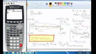 Bond Calculations Ti 84