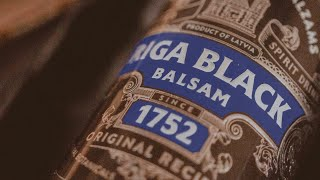 Riga Black Balsam Currant brand video