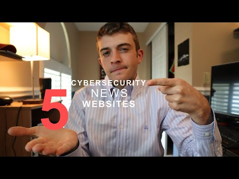 Why You Should Read The Security News | 5 Websites