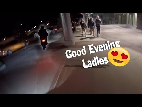 Download Youtube: Late Night Adventures Get Interesting (Girls, Security, & Crazy Drivers)