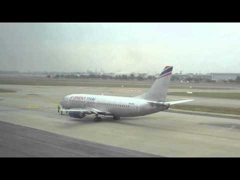 ORIENT THAI 737-300 at Don Muang Airport (DMK)