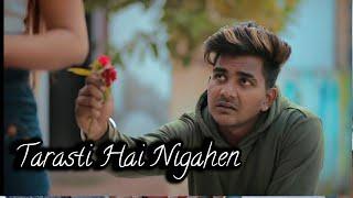 tarsati hai nigahen meri   तरसती है निगाहें मेरी   asim azhar   Urmi Films