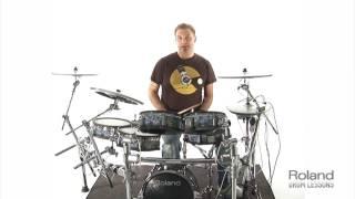 Roland Drum Lessons - Lesson 1 (Warm Ups)