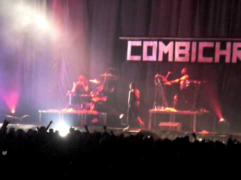 """Combichrist """"What the fuck is wrong with you"""" before ..."""