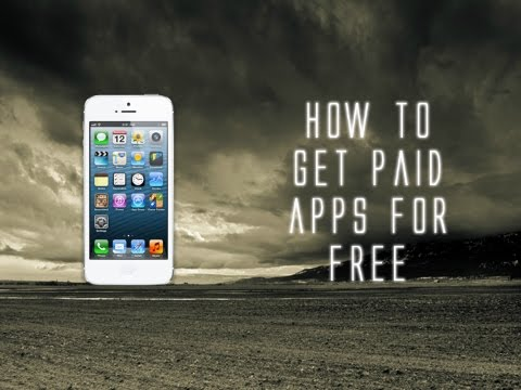 how to get paid apps for free on ipad mini