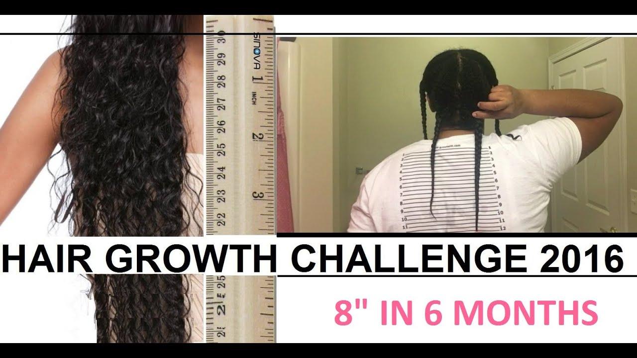 Hair Challenge Kickoff 117 717 8 In 6 Months Just Started