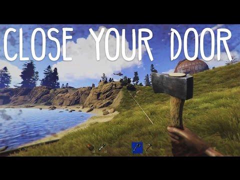 Close Your Door - Rust