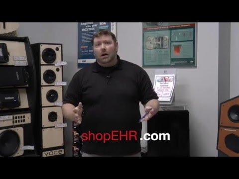 Upgrade your vehicle's audio system but keep your factory head-unit? -  @shopEHR's Tech Tour