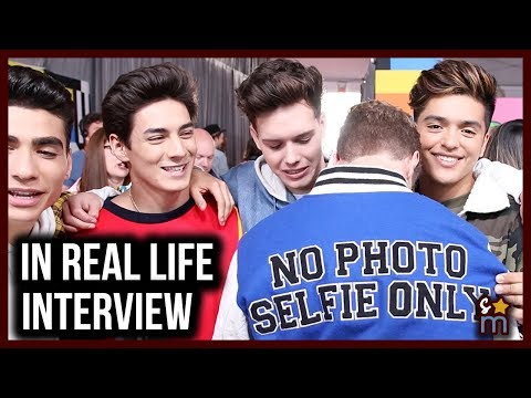 IN REAL LIFE Kids' Choice Awards Interview: They Love to Be Bored?!