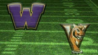 2019 C ML Varsity Football Waukee  Valley
