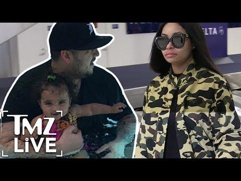 Rob Kardashian to Take Blac Chyna to Court Over Custody of Dream | TMZ Live