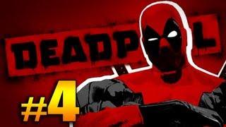 Deadpool Part 4 Walkthrough/Gameplay w/ SICK - Get to the Choppa