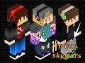 Hypixel Skywars!!! W/ Our friend TNTcalebTNT!!!