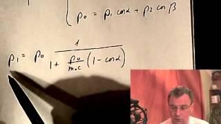 Специальная теория относительности. Часть 2.