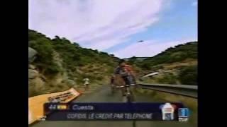 Vuelta a España 2003 - Sierra de La Pandera
