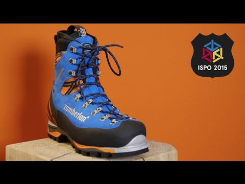 e54f522dc56 Zamberlan 2090 Mountain Pro Evo GTX RR | Best New Mountaineering Boots ISPO  2016