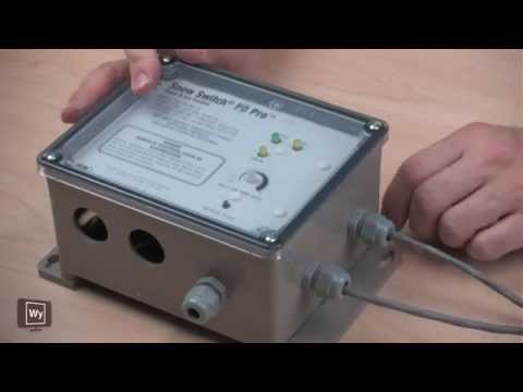 How to Wire Sensors to a WarmlyYours SCA-120 Snow Melt Controller Warmly Yours Wiring Diagram on