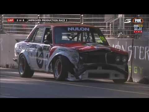 Start Crash Race 2 | Improved Production - Adelaide 2017