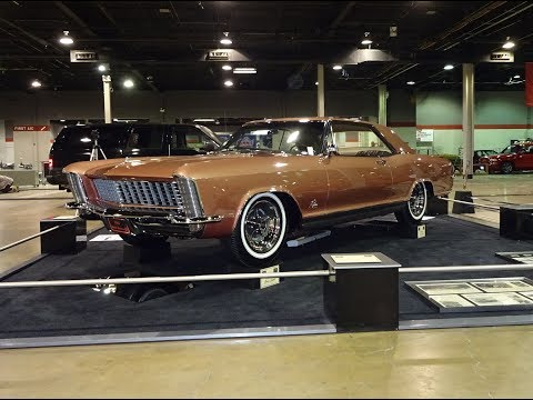 1965 Buick Riviera Gran Sport GS 1 of 1 in Bronze & Engine Sound on My Car Story with Lou Costabile