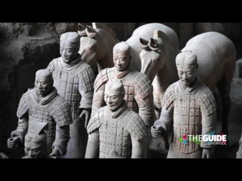 We find out about the Terracotta Army coming to Liverpool in 2018
