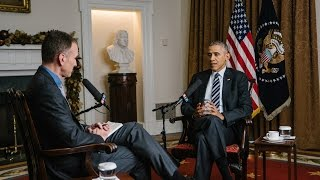 Obama Reflects On The Controversial Decision To Expand Drone Strikes | Morning Edition | NPR