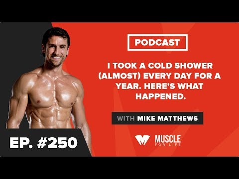 Motivation Monday: I Took A Cold Shower (Almost) Every Day for a Year. Here's What Happened.