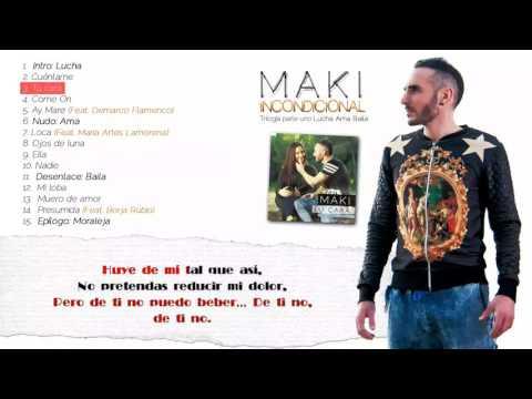 3. Maki - Tu cara (Feat. Saray Jiménez) (Lyrics)