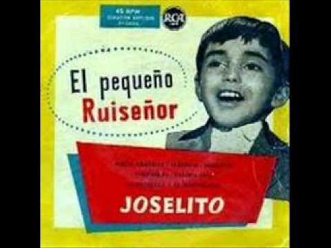 """Joselito, Age 15, Sings """"Granada."""""""