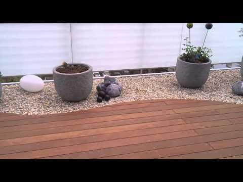 ipe terrasse aus holz wooden terrace. Black Bedroom Furniture Sets. Home Design Ideas