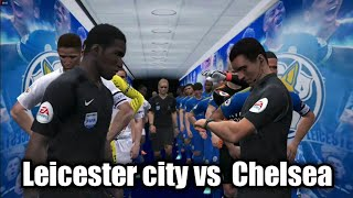 Leicester City vs Chelsea PES 2017