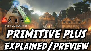 aRK: Survival Evolved Primitive Plus - БАГИ НА PRIMITIVE
