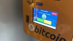 Bitcoin ATM in Sulz am Neckar (Deutschland) getestet - Euro in BTC gewechselt